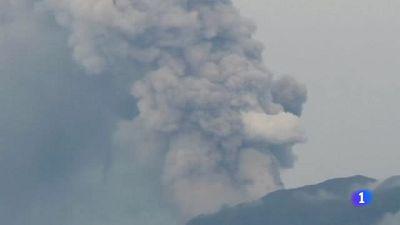 Cerrado el espacio aéreo de Bali por segundo día consecutivo