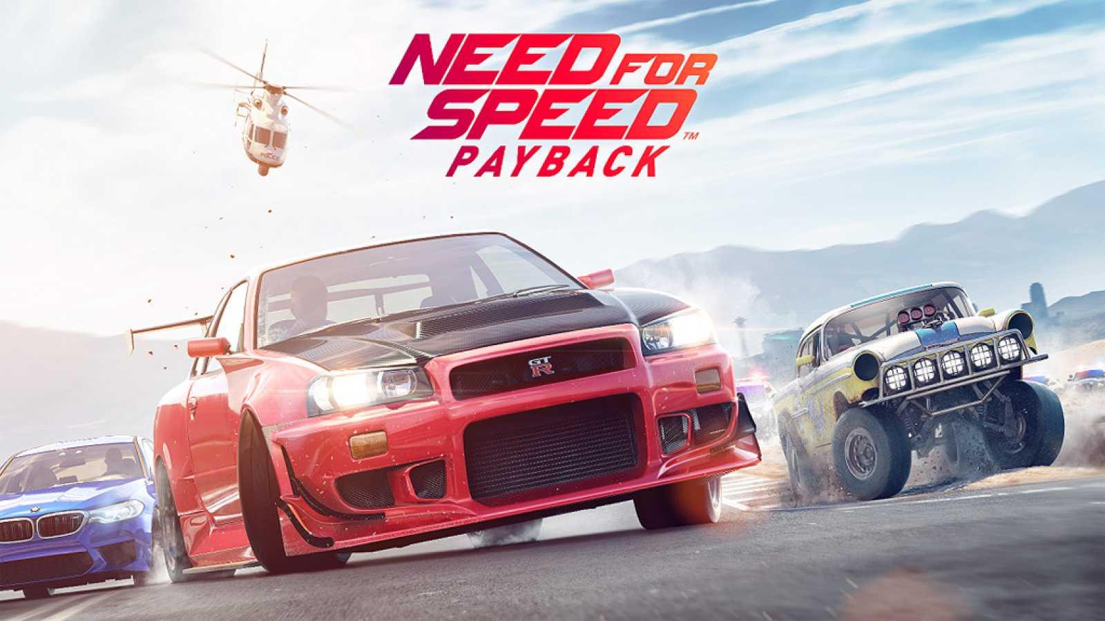 Videojuegos | Análisis | \'Need for Speed Payback\', acción sobre ...