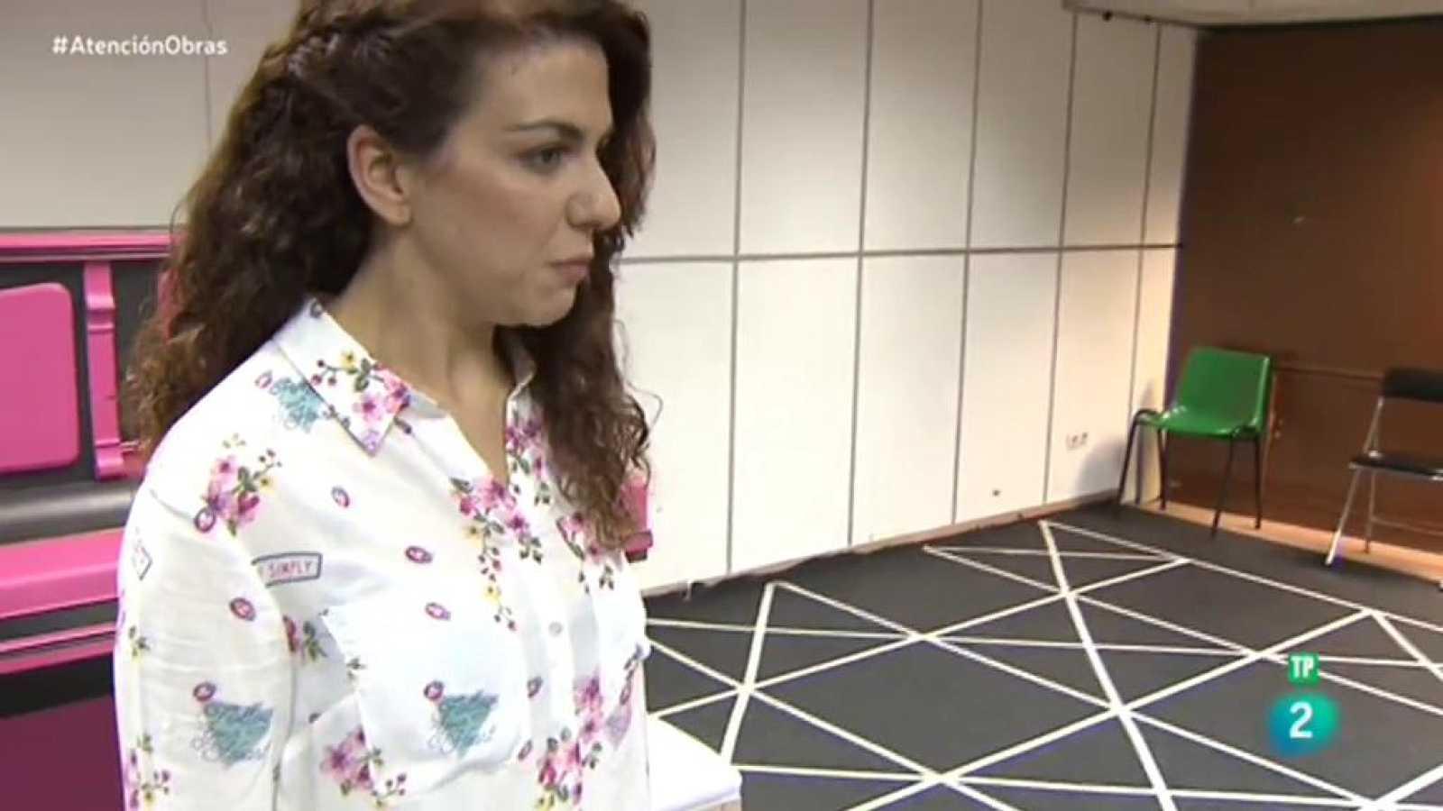 Atenci N Obras Ensayos De Casa De Mu Ecas Rtve Es -> Sala De Ensayo Tv Rosario