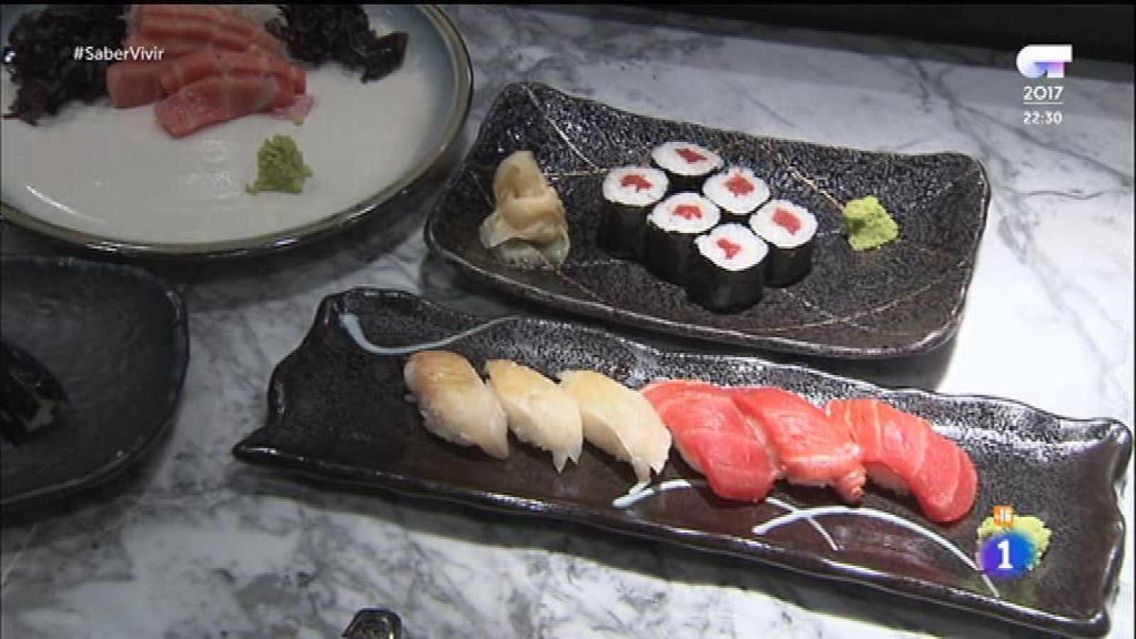 Japonesa Beneficios Del Pescado Crudo ~ Dietas De Adelgazamiento De Saber Vivir
