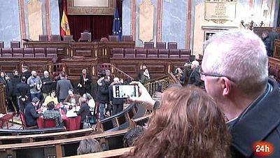 Parlamento - El foco parlamentario - Puertas abiertas en el Congreso - 02/12/2017