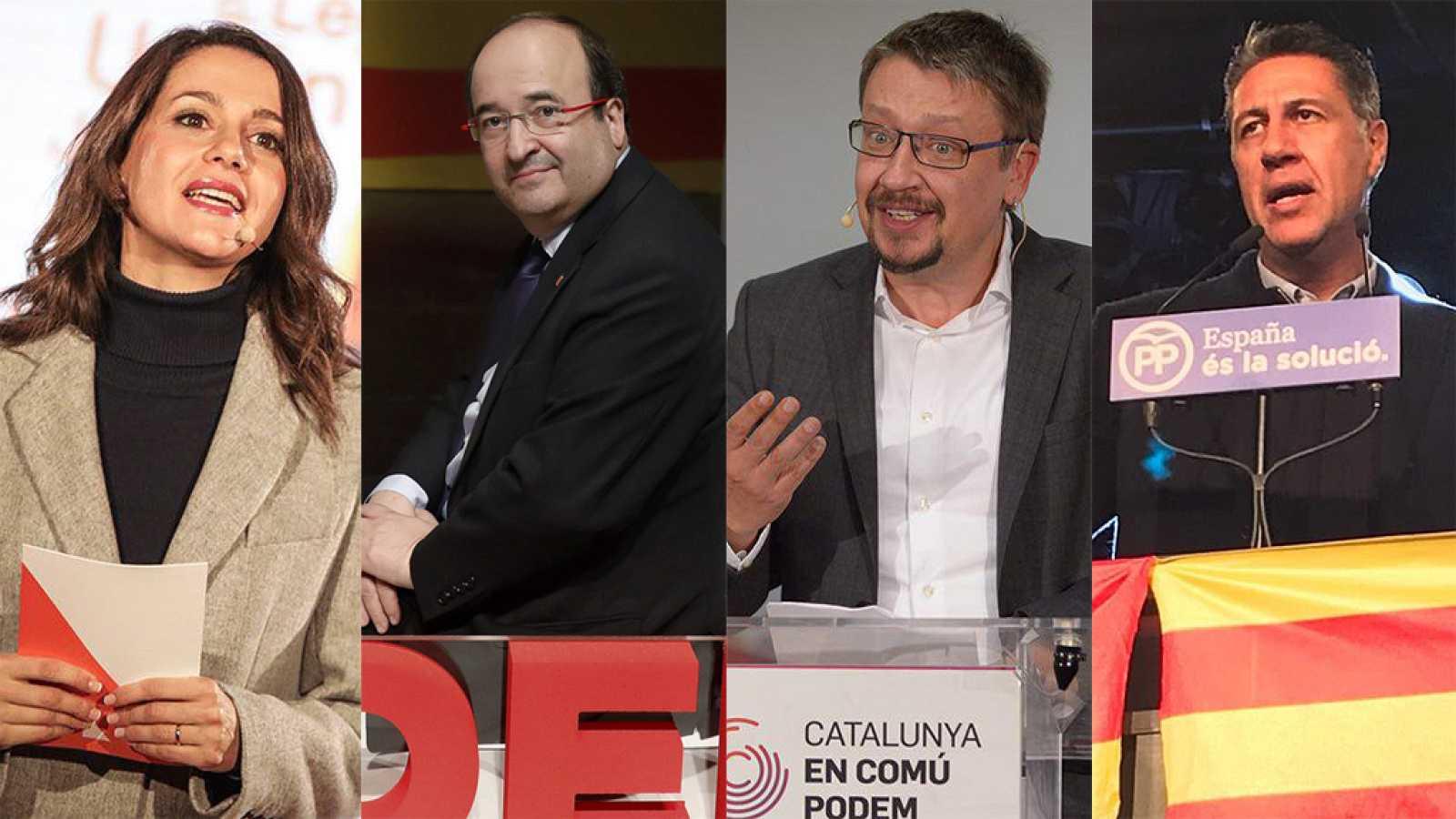 56f481912 Inicio de la campaña de las elecciones catalanas del 21-D reproducir video