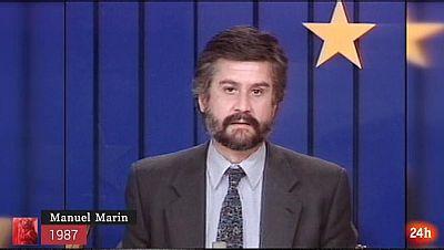 Parlamento - Conoce el parlamento - Adiós a Manuel Marín - 09/12/2017