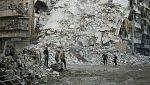 Otros documentales - Los últimos hombres en Alepo