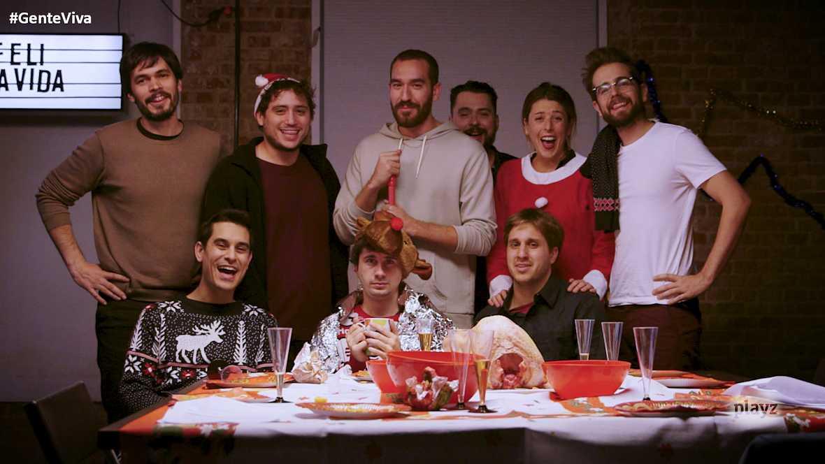 Gente Viva - La cena de Navidad