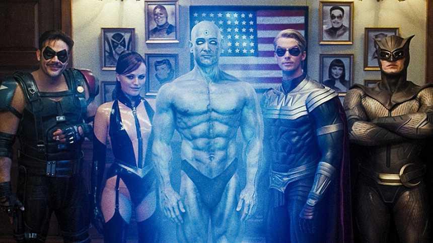 Días de cine - 'Watchmen'