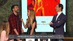 "¡MOMENTAZO! ¡Ricky canta con Natalia ""Sola"" en 'Hora Punta'"