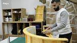 Desatados - 17 Antonio Fernández Alvira, Artista Plástico - 29/12/17