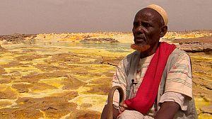 Tierras extremas: Las caravanas de la sal de Danikil