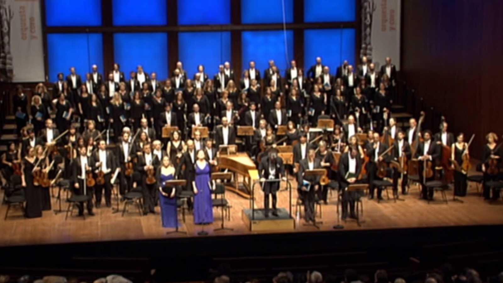 Felicitaciones De Navidad Youtube 2019.Los Conciertos De La 2 Orquesta Sinfonica Y Coro Rtve Concierto De Navidad Parte 1