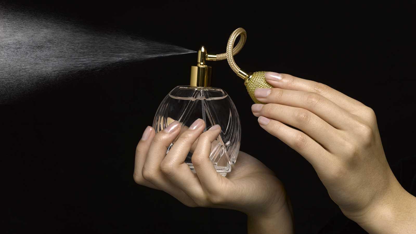 Elisabeth y Emilio, expertos de la Academia del Perfume - RTVE.es