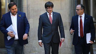 Junts per Catalunya y ERC inician las primeras negociaciones sobre el nuevo Govern