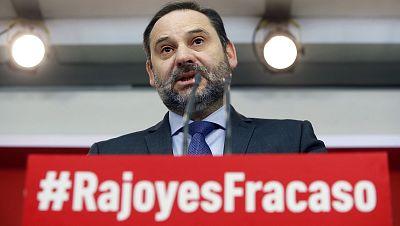 """El PSOE culpa a Rajoy de la """"crisis territorial"""""""