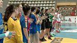 Balonmano - Campeonato de España Selecciones Autonómicas: Final Juvenil Femenina