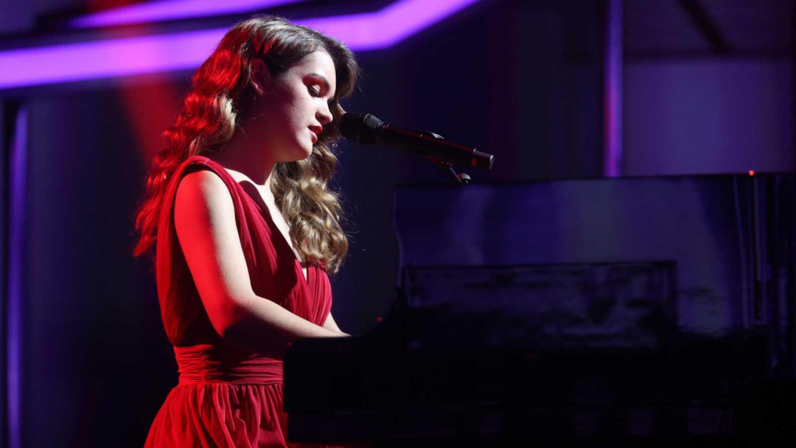 8d5b1f2ca5 Para todos los públicos Operación Triunfo - Amaia vuelve a hacer historia  en OT tocando el piano con  Soñar reproducir video