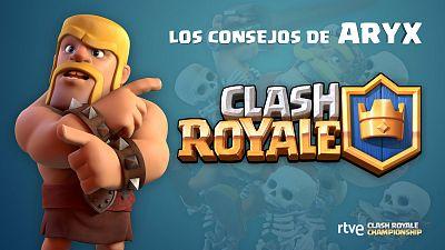 Clash Royale. Los consejos de Aryx 1 - Cómo jugar