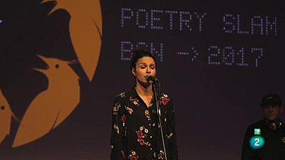 Página dos - Poetry Slam - Isabel Garcia y Arjam Álvarez