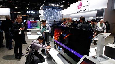 Las Vegas acoge una de las ferias tecnológicas más importantes del mundo