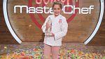 Esther, ganadora de 'MasterChef Junior 5'