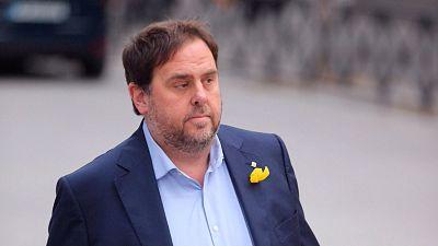 El Supremo rechaza que Junqueras salga de prisión para acudir al Parlament pero abre la puerta a que delegue el voto