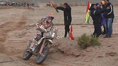 Rally Dakar 2018 - 8ª Etapa: Uyuni - Tupiza - ver ahora