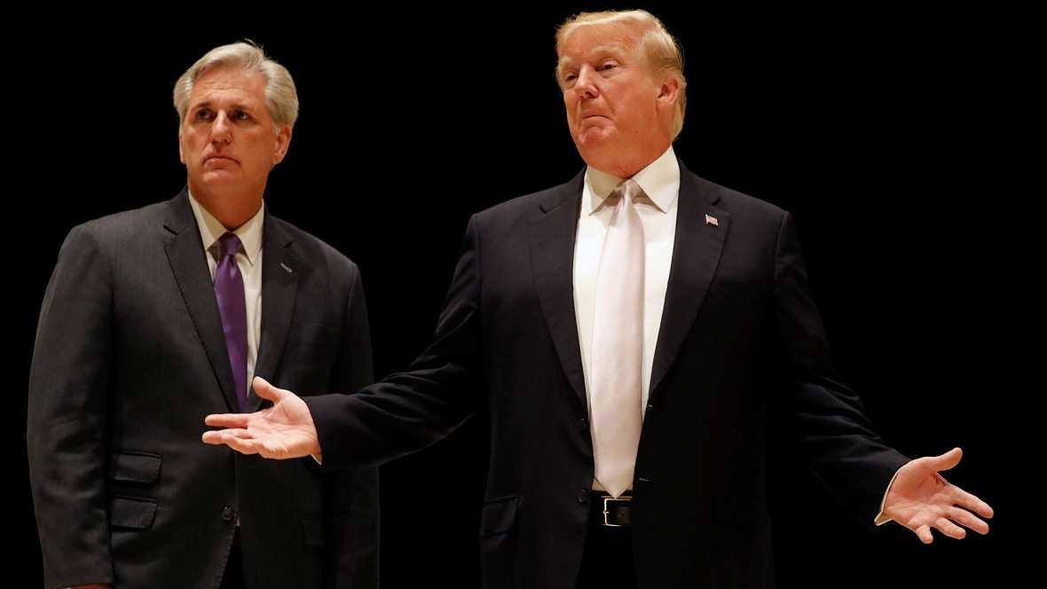 """Resultado de imagen de Trump insiste en que no es racista y asegura estar """"listo y dispuesto"""" para llegar a un acuerdo sobre el DACA"""