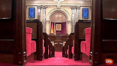 Parlamento - Otros parlamentos - Previo a la constitución del nuevo parlamento de Cataluña - 13/01/2018