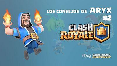 Clash Royale. Los consejos de Aryx 2 - Trofeos, arenas, cartas y clanes
