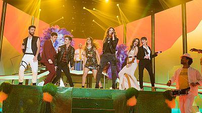 OT 2017 - Gala 11 - ver ahora