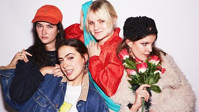 Hinds New For You video