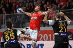 Dinamarca asesta la primera derrota a España en el Europeo (22-25)