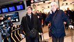 Puigdemont viaja de Bruselas a Copenhague pese al riesgo de ser detenido