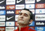 """Valverde: """"Es un cara o cruz"""""""