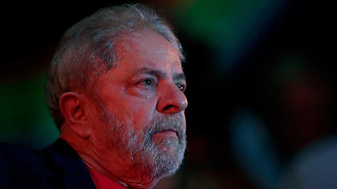 La Justicia brasileña confirma y amplía la condena por corrupción a Lula da Silva