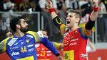 Europeo de balonmano 2018. Los pivotes, claves en la victoria de España