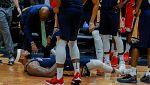 DeMarcus Cousins se rompe el tendón de Aquiles y se perderá el resto de la temporada