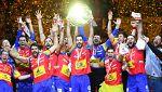 España rompe el maleficio y se proclama campeona de Europa de balonmano