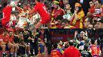 A la quinta final, 'Los Hispanos' consiguen por fin el Europeo