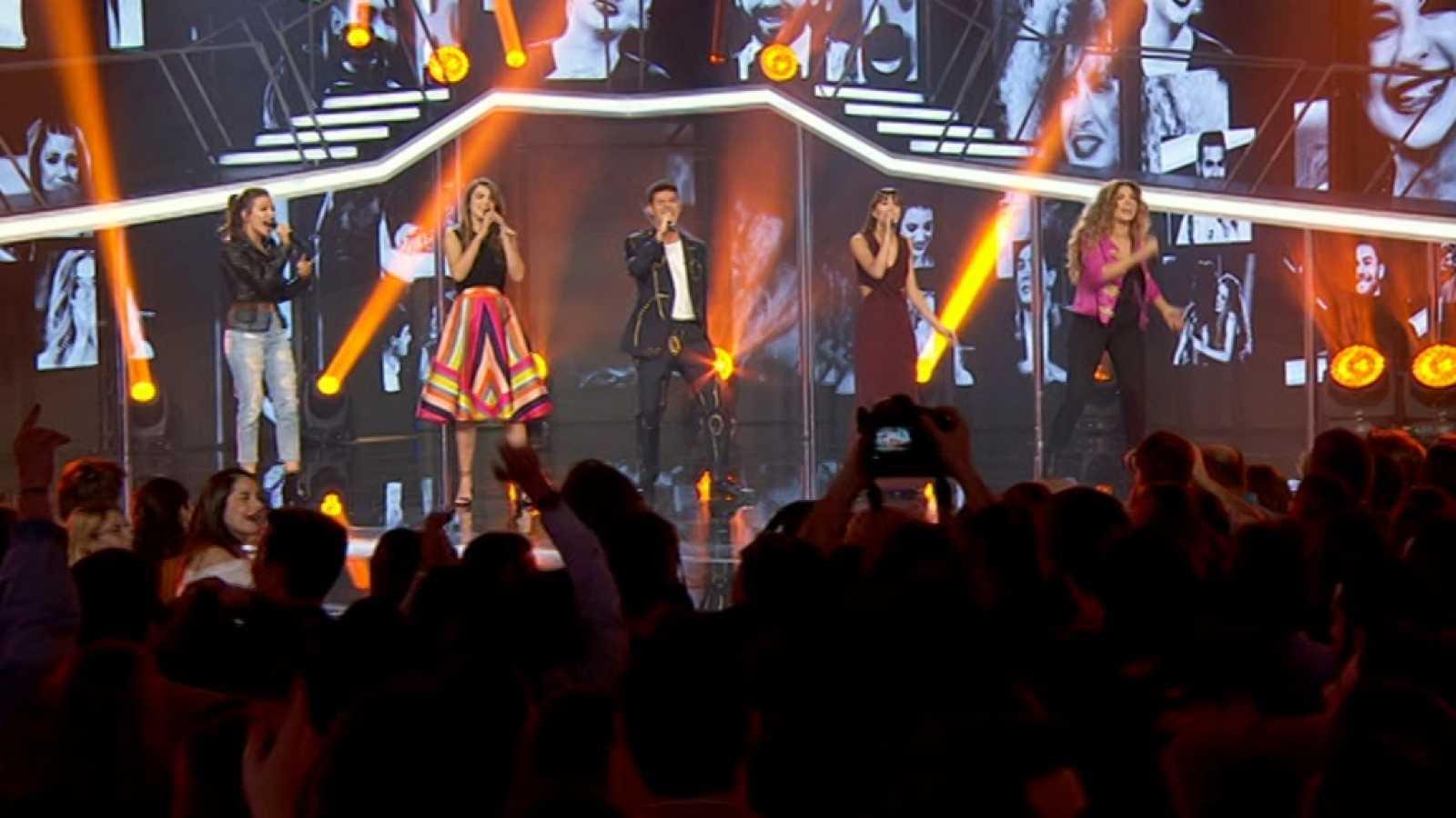 Ot 2017 Gala Eurovisión Completa Rtvees