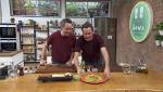 Torres en la cocina - Pastela de secreto y pan de higo