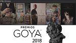 De película - ¿Qué película se llevará el Goya?