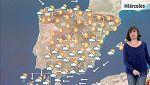 Este miércoles, precipitaciones intensas en el área del Estrecho y Canarias