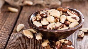 Comida al descubierto: GMS, nueces de Brasil y flor de sauco