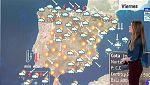 Este viernes, lluvias fuertes en el Cantábrico y Baleares, y temperaturas en descenso