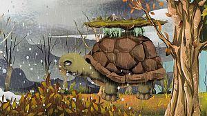 La fábula de la tortuga