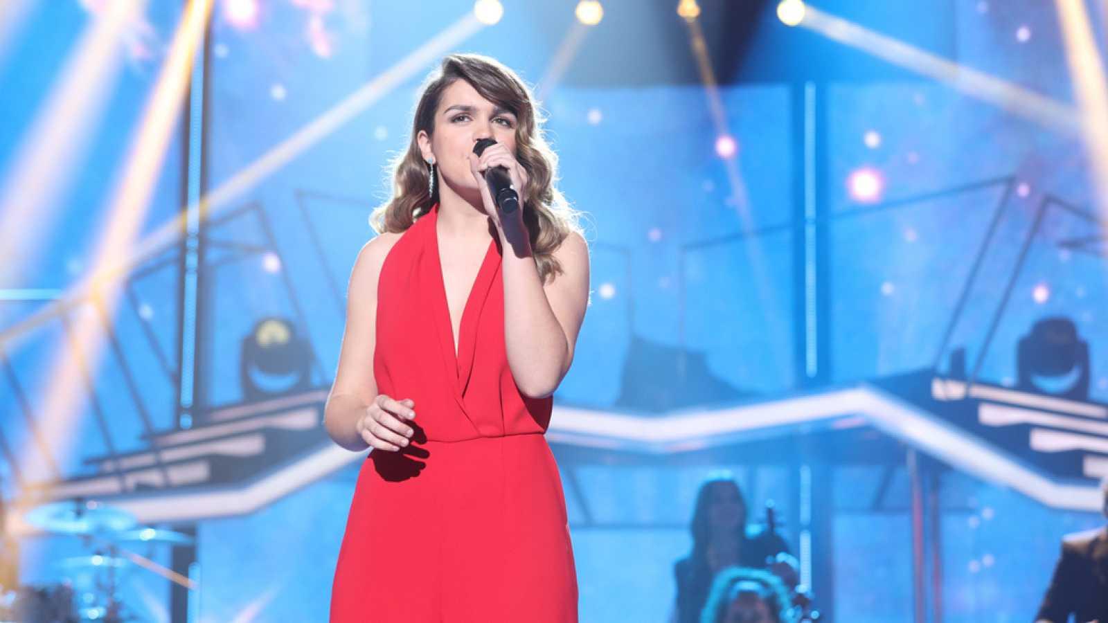 77bbc428d3 Para todos los públicos Operación Triunfo - Amaia canta  Starman  en la Gala  Final de OT reproducir video