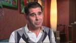 Fútbol - Entrevista a Fernando Hierro