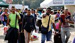 El número de venezolanos que cruzan la frontera con Colombia se ha duplicado en los seis últimos meses