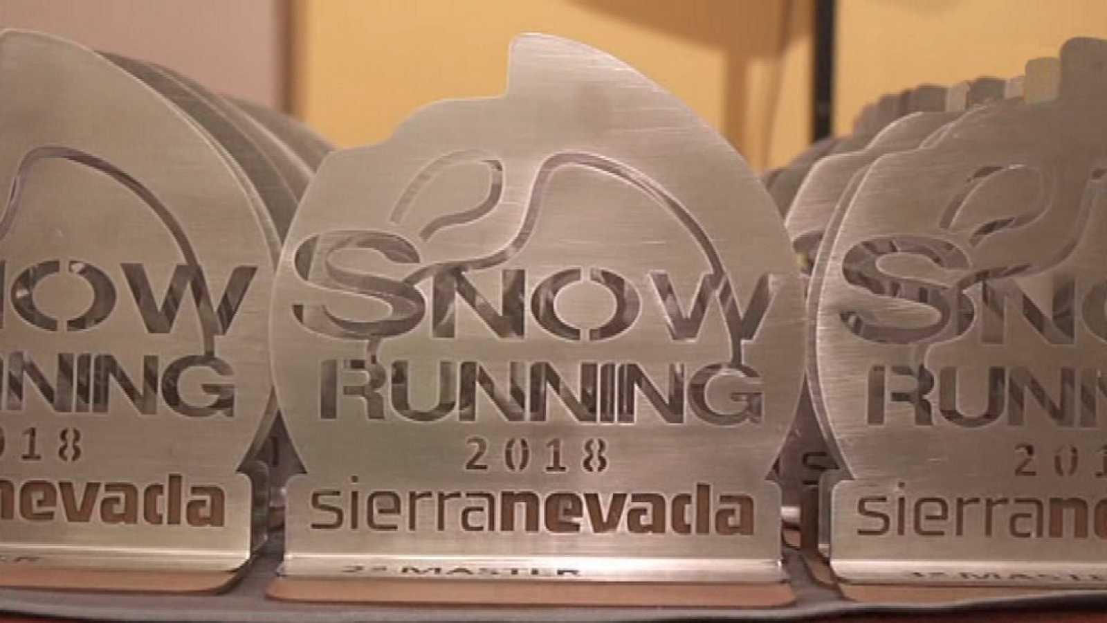 b07157e59420a Para todos los públicos Deporte de invierno - Campeonato de España de Snow  Running - ver ahora reproducir video