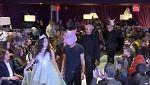 Un desfile de la Semana de la Moda de Nueva York denuncia los abusos sexuales